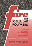 Fire and Cellular Polymers, , 9401080410