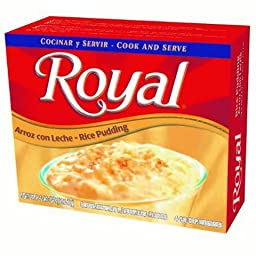 Royal Arroz con Leche - Rice Pudding