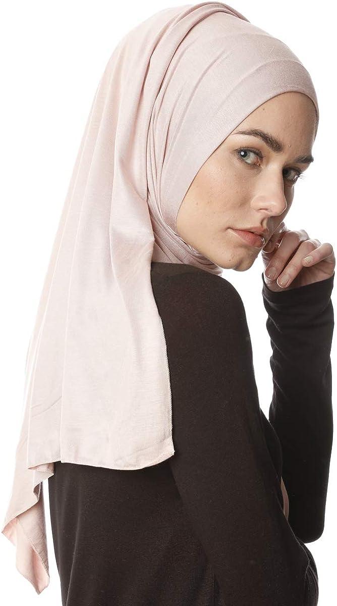 Elastisch Jersey Schal Ecardin Hijab Jersey Premium Melek