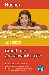 Grund- und Aufbauwortschatz Spanisch: 8 000 Wörter zu über 100 Themen
