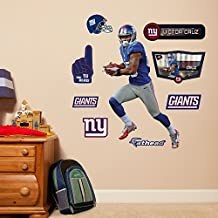 NFL New York Giants Victor Cruz Junior Wall Decal