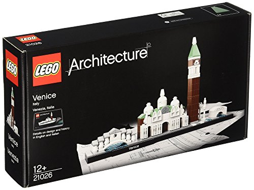 LEGO Architecture 21026: Venecia Mixta