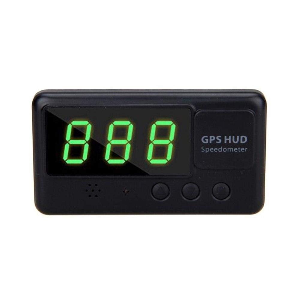 Amazon.com: Lorchwise Car HUD Head-Up Display Speedometer ...