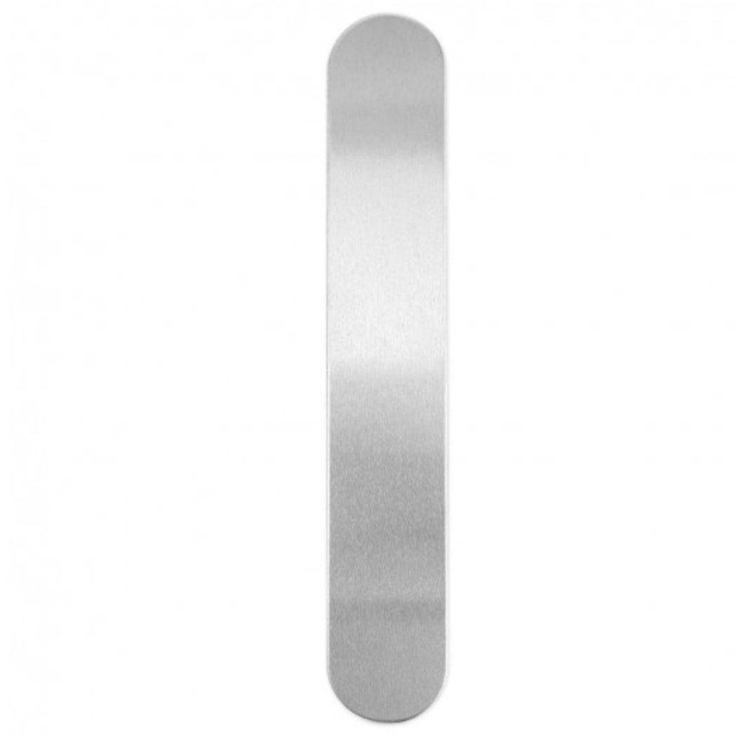 ImpressArt Aluminum Bracelet Blanks, Pack of 24 (1 x 6)