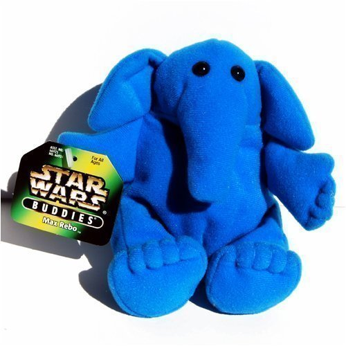 (Max Rebo - Star Wars Buddies Beanie Plush)