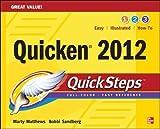 img - for Quicken 2012 QuickSteps book / textbook / text book