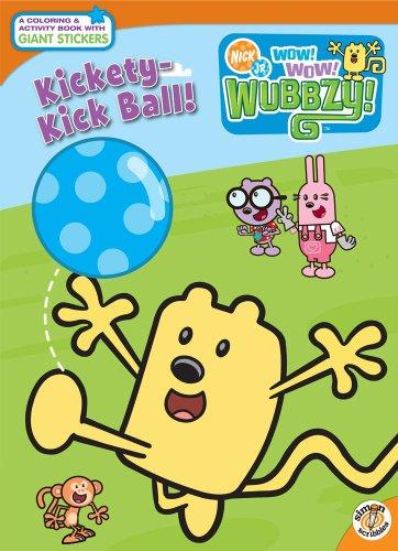 Kickety-Kick Ball (Wow! Wow! Wubbzy!)