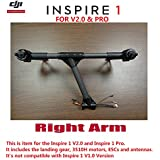 Slicktron TM DJI Inspire 1 WM610 Right Arm Carbon Fiber Boom Unit,Motor,ESC,Landing Gear,Anten