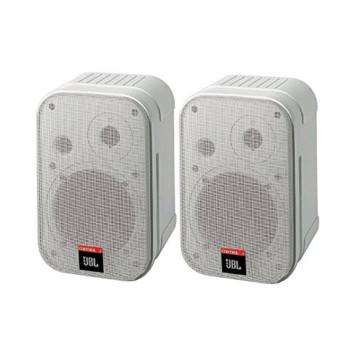 Jbl Professional Control 1 Pro - Speakers - 2-Way - White