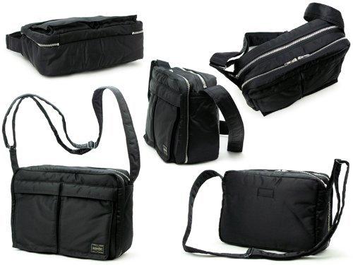17c8c0d99f0b Porter Tanker   Shoulder Bag L 08810 Black   Yoshida Bag by Yoshida Bag   Amazon.co.uk  Toys   Games