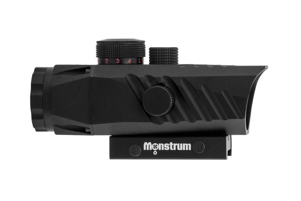 Monstrum P330-B Marksman 3X Prism Scope (Black)