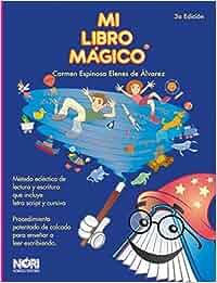 Mi libro magico/ My Magic Book: Amazon.es: Carmen Espinosa