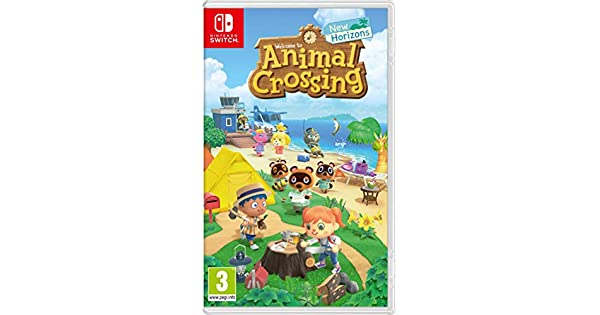 Animal Crossing New Horizons - Nintendo Switch Standard Edition ...