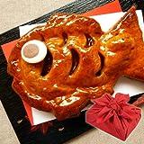 アップルパイ めで鯛 風呂敷包み ギフト ホワイトデー お返し プレゼント お菓子【13時までのご注文で即日出荷可能】