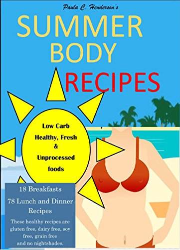 Summer body recipes my best collection of low carb healthy fresh summer body recipes my best collection of low carb healthy fresh unprocessed food forumfinder Images