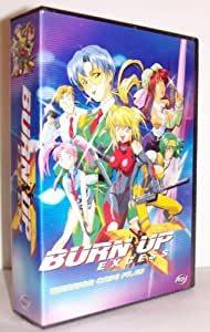 Burn Up Excess - Warrior Case Files, Complete Collection