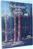 Solomons of the Sierra, Shirley Sargent, 1878345214