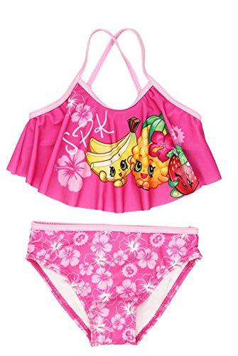 Shopkins Girls Swimwear Swimsuit Little Kid Bikini Online Shop