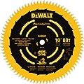 DEWALT DW3219PT 10-Inch 80T Fine Crosscutting Saw Blade from DEWALT