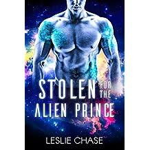 Stolen for the Alien Prince