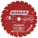 Freud D0724PX Diablo ATB Framing and Ripping Carbide Circular Saw...