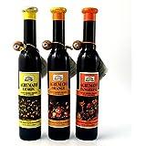 Agrumato Lemon, Tangerine, Orange, Extra Virgin Olive Oil Gift Set