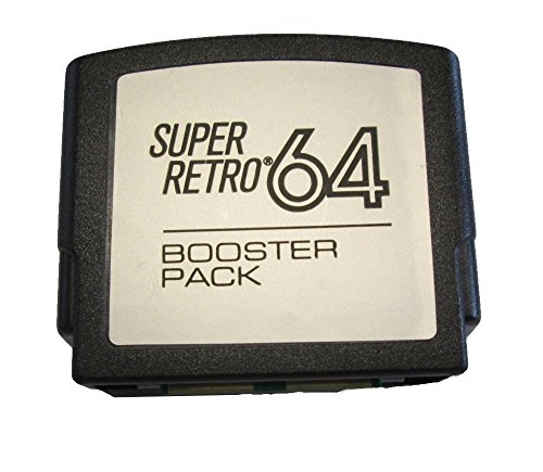 Jumper Booster Pack for Nintendo 64 by Mars Devices for sale  Delivered anywhere in USA