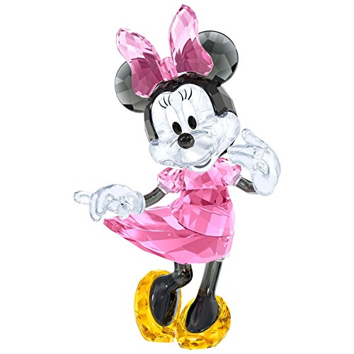 Swarovski Minnie Mouse Collectible Figurine