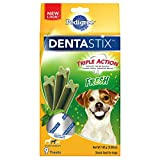 Pedigree Dentastix Fresh Small/Medium Treats For Dogs – 5 Oz. 9 Treats (Pack Of 7)