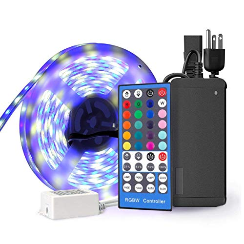 Rgb Led Flexible Strip Lighting Kit With Effects in US - 9