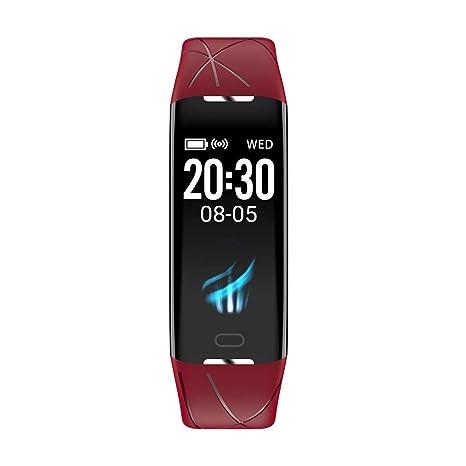 Reloj Inteligente Javpoo,Smart Watch Presión Arterial Monitor de Ritmo cardíaco Sueño Deportes FitnessDía de