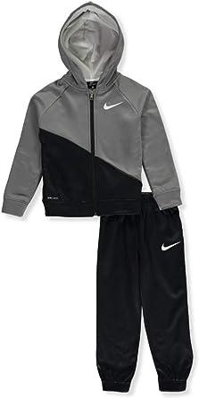 Nike DRI FIT Hoodie & Jogging Pants Set (Baby Boys)