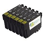 OGOUGUAN Remanufactured Epson 288 288XL 288 XL Ink Cartridges High Capacity - for Epson Expresson XP-330 XP-430 XP-340 XP-440 XP-434 XP-446 6Black