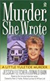 Murder, She Wrote: A Little Yuletide Murder (Murder She Wrote Book 11)