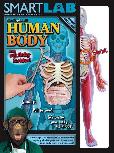 Smart Lab You Explore It: Human Body -