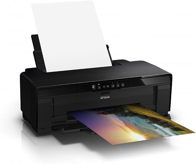 Epson Sure Color SC-P400 - Impresora fotográfica, 7 Colores, Ya Disponible en Amazon Dash Replenishment: Epson: Amazon.es: Informática