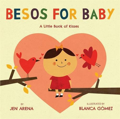 Besos Baby Little Book Kisses product image