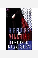 [ Heroes & Villains ] By Kingsley, Harper ( Author ) [ 2013 ) [ Paperback ] Paperback
