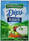 dry dip mixes - Hidden Valley The Original Ranch Dip Mix, 1 oz