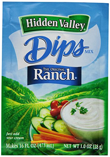 ingredients hidden valley ranch dressing - 8