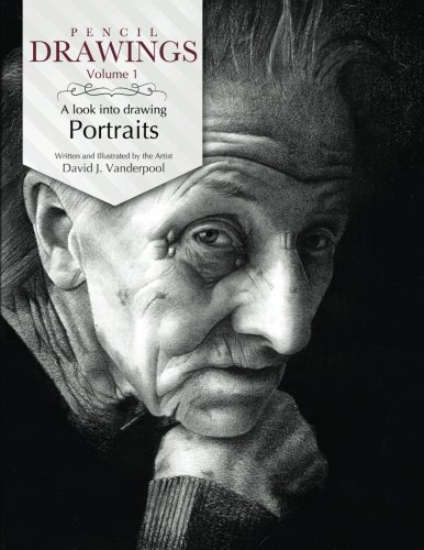 Pencil Portrait (Pencil Drawings - a look into drawing portraits)
