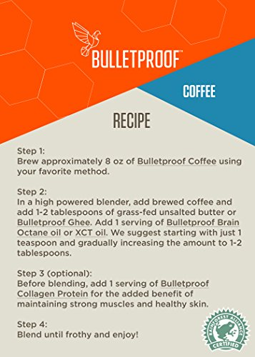 Bulletproof XCT Oil, Keto Friendly Energy, Ketogenic Diet, More Than Just MCT Oil (32 oz) by Bulletproof (Image #4)