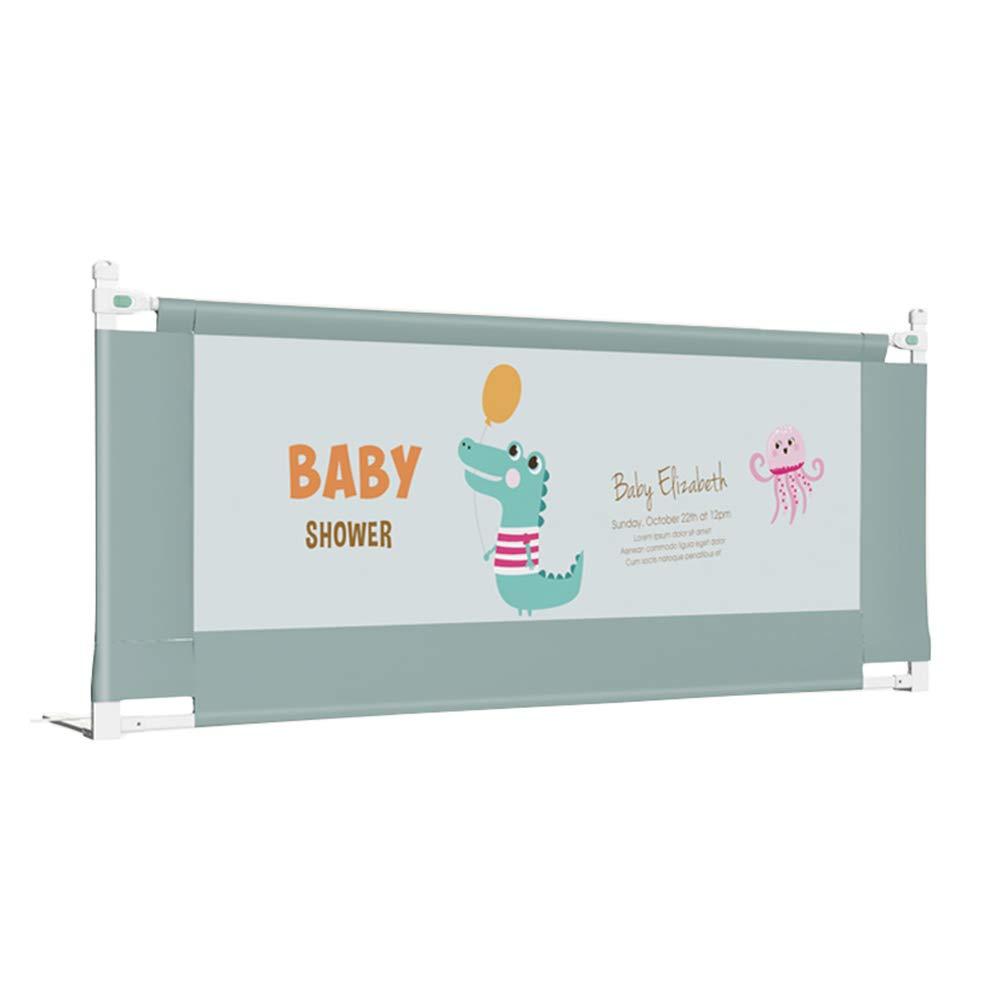 ベッドフェンス, 赤ちゃん、子供/子供のための80cm超高層ベッドレール幼児のためのベッドレールのポータブル安全ガード (サイズ さいず : 150cm) 150cm  B07KM72DQD