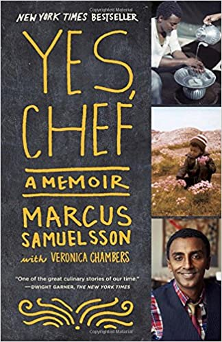 Image result for Yes, Chef a Memoir