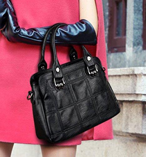 Black Bags Fashion Beach Of Shoulder Fashion Women Bags Waterproof q00rw