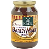 Eden Foods Barley Malt, Og, 20-Ounce (Pack of 4)