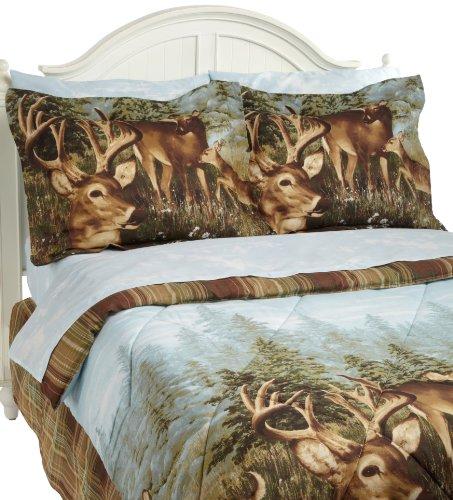 PDK Regency Deer Creek Complete Bed Set, Full