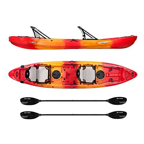 Tandem Kayak (Yellow) - 7
