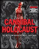 Cannibal Holocaust [Blu-ray] cover.