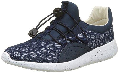 Les Femmes Romika Porter 02 Sneaker Haut, Bleu (oc